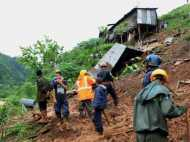 मेघालय में भारी बारिश की वजह से भूस्खलन, अब तक 6 की मौत