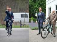 नीदरलैंड्स में मोदी को गिफ्ट में मिली साइकिल, क्या डच पीएम मार्क की तरह साइकिल से जाएंगे ऑफिस?