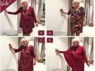 93 साल की दुल्हन अपने वेडिंग ड्रेस के लिए मांग रही है वोट, पोस्ट हुआ वायरल