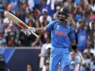 चैंपियंस ट्रॉफी के एक मुकाबले में भारत की जीत से हुए इतना खुश कि रोना पड़ा