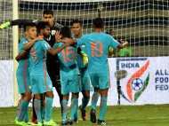 फीफा रैंकिंग: चार अंकों की छलांग के साथ 96वें स्थान पर पहुंचा भारत