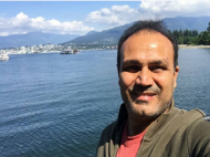 कोच नहीं बनाए जाने का 'गम' भुलाने के लिए कनाडा पहुंचे सहवाग?