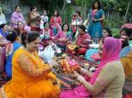 हरियाली तीज 2017:  जानिए पूजा का सही मुहूर्त एवं समय