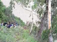 PICs: रामपुर बस हादसे में 29 लोगों के निकाले गए शव