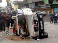 पश्चिम बंगाल हिंसा: भाजपा ने की राष्ट्रपति शासन लगाने की मांग