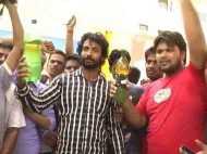 VIDEO: पेट्रोल में पानी मिलाने का आरोप, पूर्व सपा सांसद का है पंप