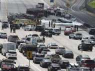 चमत्कार से भरी कहानी: ...जब भागती सैकड़ों कारों के बीच आकर गिरा प्लेन