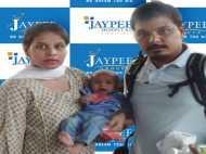 पाकिस्तानी बच्चे का बाप बोला, सुषमा स्वराज की वजह से धड़क रहा मेरे बेटे का दिल