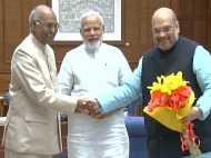 संजय कोठारी बने रामनाथ कोविंद के सचिव, अशोक मलिक को बनाया गया प्रेस सचिव