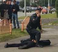VIDEO: चाकूबाज हमलावर का रूस की सड़कों पर तांडव, सात लोगों को घोंपा चाकू