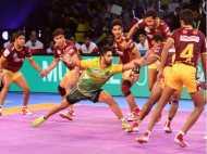 प्रो कबड्डी 2017: पटना पाइरेट्स vs यूपी योद्धा, रोमांचक मुकाबला 27-27 पर टाई