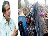 तीन दिन में इन तीन हादसों की वजह से इस्तीफा देने को मजबूर हुए रेल मंत्री सुरेश प्रभु