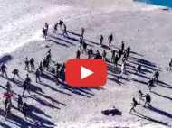 VIDEO: 15 अगस्त को चीनियों से भिड़ंत में जमीन पर गिरा था एक जवान