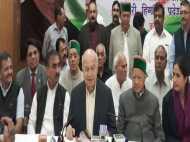 शिमला: कांग्रेस सरकार की गुटबाजी, नेता एक-दूसरे पर उगल रहे हैं जहर