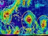 तबाही की ओर बढ़ रहा इरमा तूफान से अब तक 13 की मौत, खाली कराया गया फ्लोरिडा