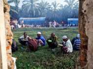 रोहिंग्या मुसलमानों पर बोला भारत, हमें मानव अधिकार पर सीख नहीं चाहिए