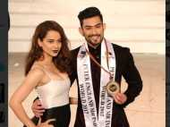 Mr India 2017: लखनऊ के जितेश सिंह देव बने मिस्टर इंडिया वर्ल्ड, मानुषी संग  जाना चाहते हैं डेट पर