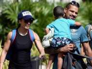 शिखर धवन के साथ दुबई एयरपोर्ट पर हुआ दुर्व्यवहार, पत्नी और बच्चों को नहीं जाने दिया साथ