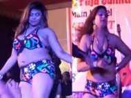 PICS: सुबह हुई मां सरस्वती की पूजा, फिर जगराते के नाम पर रातभर चला 'नंगा नाच'