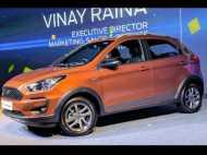 फोर्ड इंडिया ने अपनी नई गाड़ी 'फ्रीस्टाइल' का पहला लुक किया लॉन्च