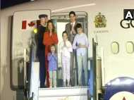 सात दिन के दौरे पर भारत पहुंचे कनाडा के पीएम जस्टिन ट्रड्यू, ये है पूरा कार्यक्रम