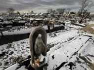 बर्फीले तूफान से अमेरिका ठप, करीब 2000 फ्लाइट्स रद्द
