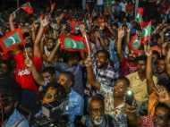 ईयू ने कहा मालदीव के हालातों में हस्तक्षेप करें भारत और चीन और लोकतंत्र करें बहाल