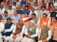 संसद में गतिरोध के विरोध में 12 अप्रैल को अनशन करेंगे भाजपा सांसद