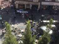 जर्मनी के म्यूनस्टर में भीड़ में घुसी कार, ड्राइवर ने की खुदकुशी,कई लोगों की मौत