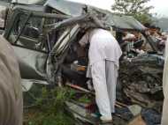 यूपी: शामली में भीषण सड़क हादसा 7 श्रद्धालुओं की मौत, 5 घायल