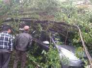 UP समेत भारत के कई हिस्सों में तूफान और बारिश का कहर, 12 लोगों की मौत, 22 घायल