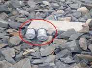 रेलवे ट्रैक पर दिखा दो खतरनाक 'डिब्बा', रोक दी गई उस रूट पर सभी ट्रेनें