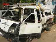 बिहार: चलती स्कूल वैन पर गिरी हाईटेशन लाइन, 2 बच्चों की झुलसकर मौत