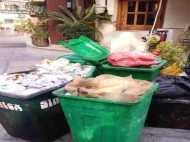 हिमाचल में सफाई कर्मचारियों की हड़ताल, शिमला में चारों तरफ कूड़े का ढेर