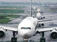 धुल के गुबार से ढ़का चंडीगढ़,  एयरपोर्ट पर विमानों की आवाजाही पर रोक