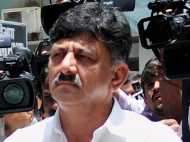 कर्नाटक के मंत्री डीके शिवकुमार के खिलाफ आयकर विभाग ने दायर किया केस
