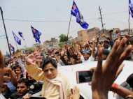 बीएसपी सुप्रीमो मायावती के पास वापस लौटे 200 पुराने कार्यकर्ता, कहा- भाजपा के भी कुछ आने वाले हैं
