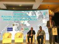 UK-India Week 2018: दूसरे दिन हुई स्मार्ट सिटी और अर्थव्यवस्था पर चर्चा