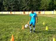 मुज़फ्फरनगर का नीशू बना 'रोनाल्डो', फुटबॉल में करेगा देश का प्रतिनिधित्व