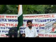 पीएम मोदी को वादे की याद दिलाने 1600 Km पैदल चल दिल्ली पहुंचे मुक्तिकांत बिस्वाल