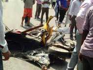 चित्रकूट: भीषण सड़क हादसे में 8 लोगों की मौत, कई गंभीर रूप से घायल