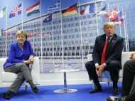 ब्रसेल्स में नाटो समिट में अमेरिकी राष्ट्रपति डोनाल्ड ट्रंप ने दी अमेरिका को बाहर करने की धमकी