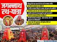 Jagannath Yatra 2018: क्यों जगन्नाथ के साथ निकलते हैं बलराम और सुभद्रा के रथ?