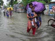 यूपी में बारिश का कहर: 3 दिनों में 31 जिलों में 58 लोगों की मौत, 53 जख्मी