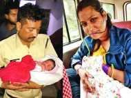 कचरे में मिली बच्ची को जब कोई दूध पिलाने को नहीं हुआ तैयार, एसआई ने कराया स्तनपान