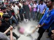 भैंस चोर होने के शक में भीड़ ने युवक को उतारा मौत के घाट