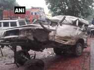 जौनपुर: मानिकपुर दर्शन के लिए जा रहे 5 श्रद्धालुओं की सड़क हादसे में मौत, 8 घायल