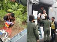 Kerala Flood: केरल में 'तबाही' के बीच एयरफोर्स ने संभाली कमान, ऐसे बचा रहे लोगों की जान