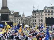 लंदन में पंजाब पर जनमत संग्रह कार्यक्रम, खालिस्तान और भारत समर्थकों के बीच हिंसा