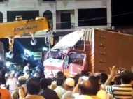 मेरठ: नशे की हालत में ट्रक चला रहे ड्राइवर ने 10 को रौंदा, पांच की मौत